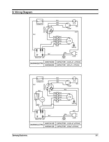 Samsung AW07A0SE CAF41915115 Manual by download #163709