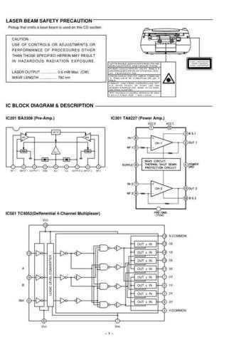Sanyo SM5810606-00 14 Manual by download #177069