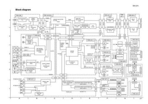 JVC MX-G70UW sch Service Schematics by download #156308