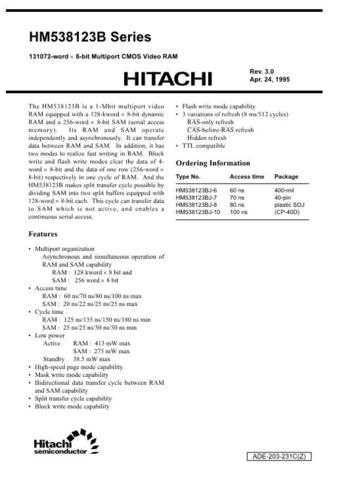HITACHI 01 067 Manual by download Mauritron #185690