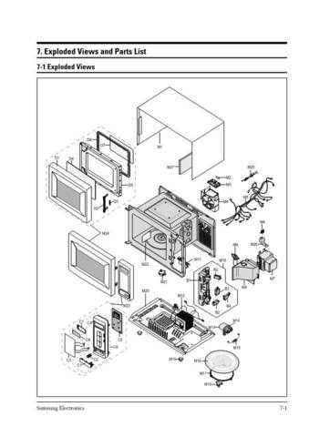 Samsung MW7490W XAC51614110 Manual by download #164819