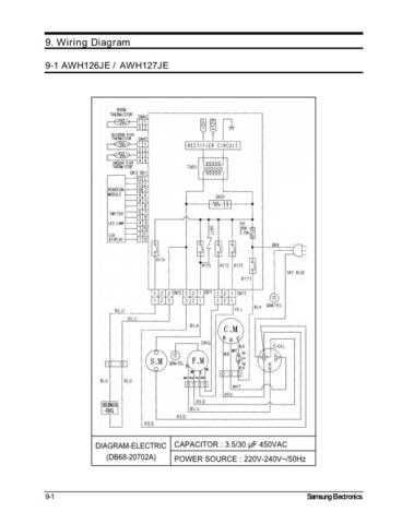 Samsung AWH126JE0K ALMME12115 Manual by download #163734