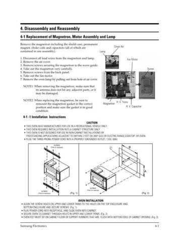 Samsung MR5491G XAA10029106 Manual by download #164696