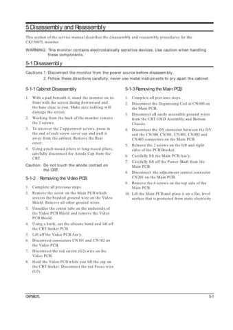 Samsung CKF5607LXX XAC31001106 Manual by download #164086