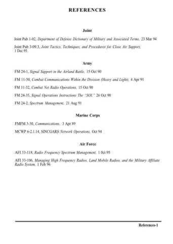 Military FM11-1 REF Service Schematics by download #156786