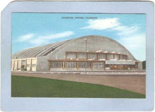 CO Denver Sport Basketball Coliseum Denver Colorado sport_box1~275