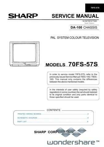 Sharp 70FS57S SM GB(1) Manual.pdf_page_1 by download #178833