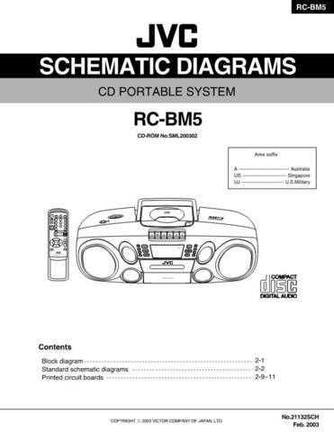 JVC RC-BM5 sch Service Manual by download #156446