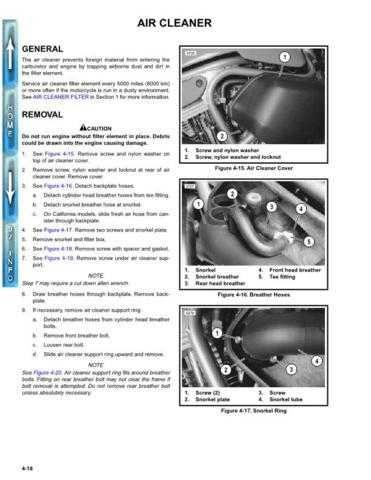 Buell BU4B Repair Manual by download Mauritron