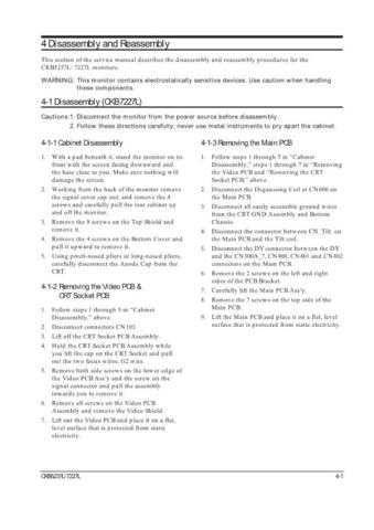 Samsung CKB5237L AU50033106 Manual by download #164058