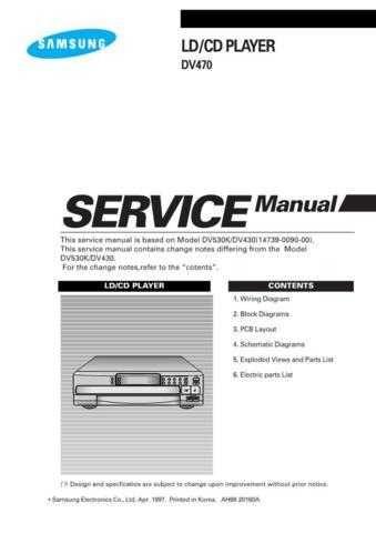 Samsung DV470 CHN80102101 Manual by download #164224