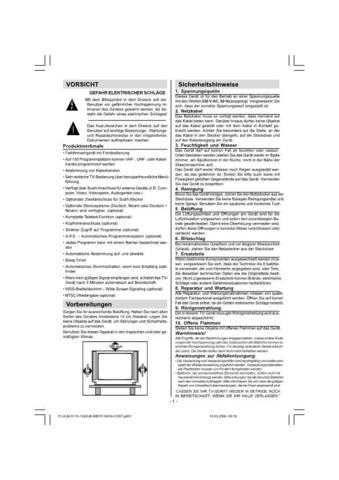 Funai DEUTSCH Manual by download #161726
