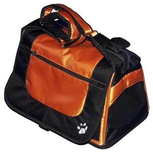 Pet Gear Pet Carrier Messenger Bag Tangerine