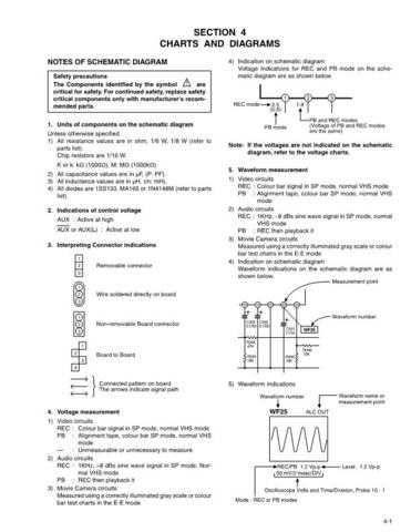 JVC 82848SCH Service Schematics by download #122737