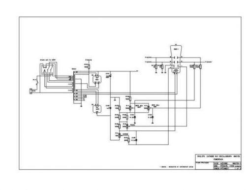 Philips GM3150CKT Service Schematics by download #156888