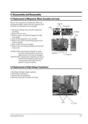 Samsung MW6574W THTTI001106 Manual by download #164806