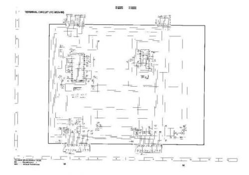 Sharp VCM301HM-002 Service Schematics by download #158905