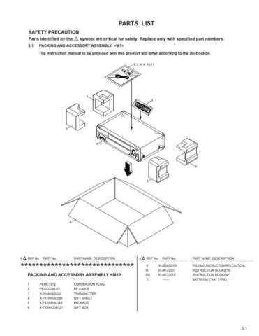 JVC HR-J6009UM part Service Schematics by download #155938