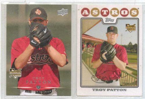 2008 Upper Deck Base Set #335 Troy Patton