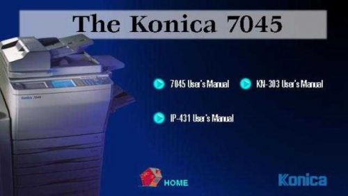 Konica URGSCRN Service Schematics by download #135635