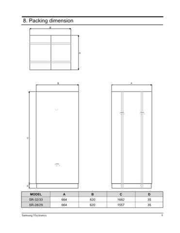 Samsung BG28MCMWHN WHKHK128111 Manual by download #163798