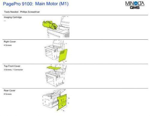 MINOLTA m1 Service Manual by download #138180