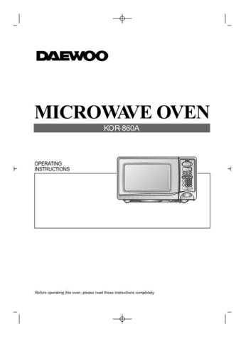 Daewoo KOR630A SPECS Manual by download Mauritron #184583