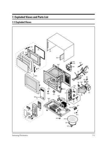 Samsung MW6574W THTTI001110 Manual by download #164809
