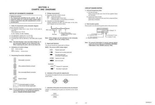 JVC GR-FC1UM schem CDC-1441 by download #155769