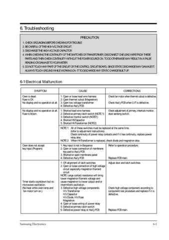 Samsung M959R BWTSMSC109 Manual by download #164399