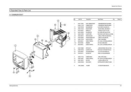 Samsung CK564BZR1X BWTSMSC110 Manual by download #164011