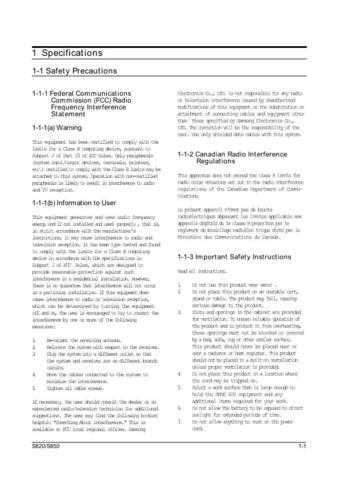 Samsung N850 PT34L0 PK41502D102 Manual by download #164940