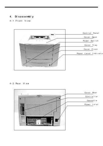 Samsung ML 7000 XEG40045106 Manual by download #164520