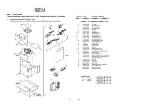 JVC GR-DVL815E CDC-1441 by download #155708