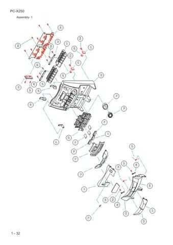JVC PC-x250g Service Manual by download #156418