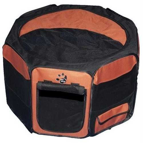 Pet Gear Travel Lite Soft-Sided Pet Pen Large Copper