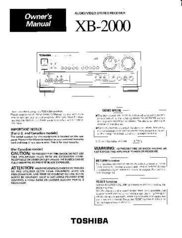 Toshiba X80S Manual by download #172595