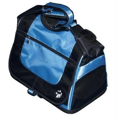 Pet Gear Pet Carrier Messenger Bag Caribbean Blue