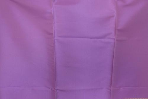 Thai Tradition Purple Synthetic Silk Fabric For Top Skirt Wedding dress C3