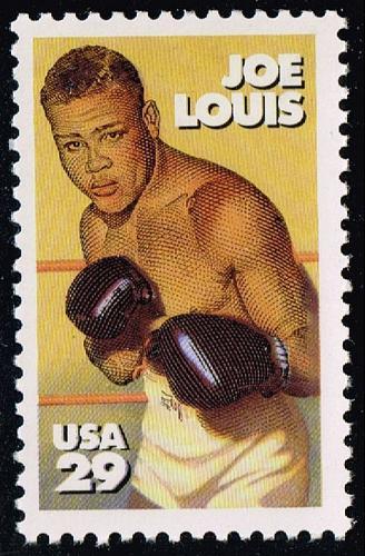 US #2766 Joe Louis; MNH (0.60) (3Stars)  USA2766-03
