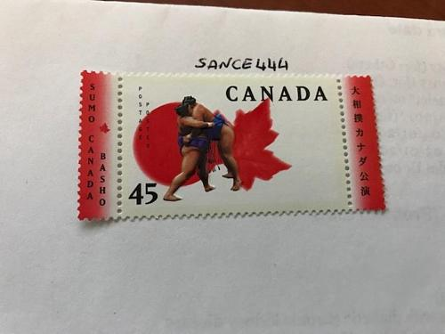 Canada Sumo Basho 1998 mnh #3