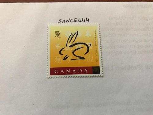 Canada Year of the Rabbit mnh 1999