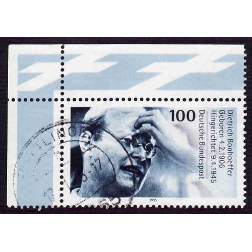 German Used Scott #1890 Catalog Value $.60