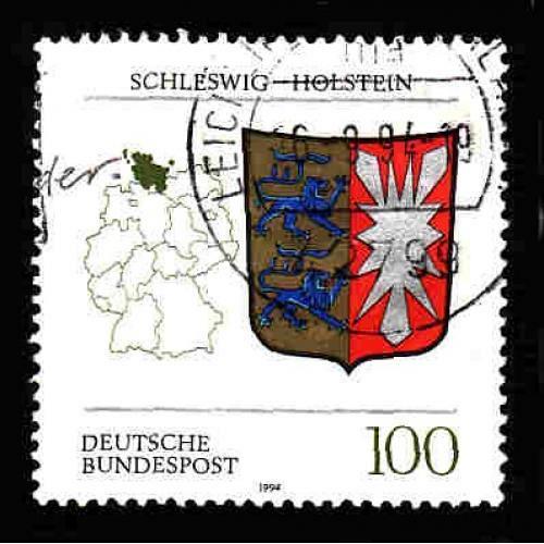 German Used Scott #1713 Catalog Value $.70