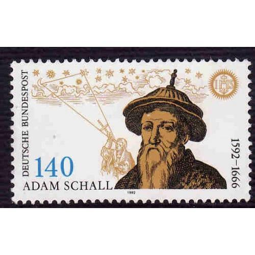 Germany MNH Scott #1742 Catalog Value $2.10