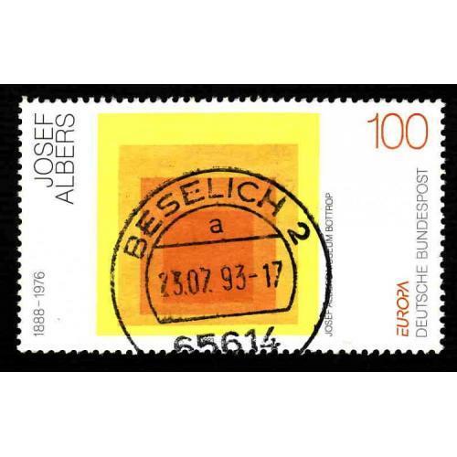 German Used Scott #1784 Catalog Value $.75