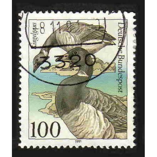 German Used Scott #1651 Catalog Value $.80