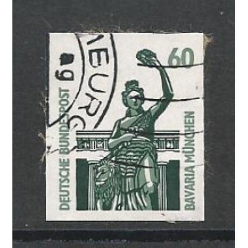 German Used Scott #1659 Catalog Value $2.40