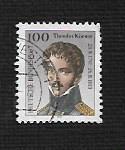 German Used Scott #1685b Catalog Value $1.25