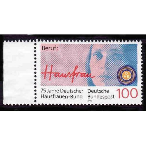 Germany Hinged ng Scott #1600 Catalog Value $1.00